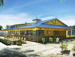 Landshark Bar and Grill in Daytona Beach
